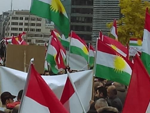 NewKurdish_demonstration_at_Schuman_Brussels_25_October_2017