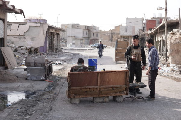 Photo 2 of Mosul Cast Study
