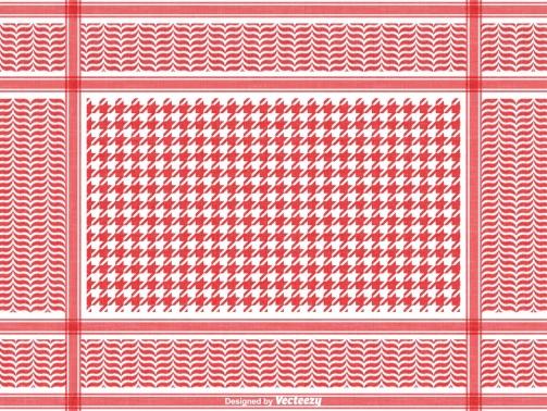 free-classical-keffiyeh-vector-pattern