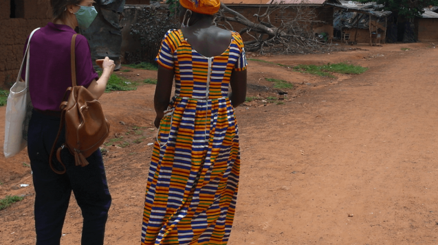 RVO CDI Women's Entrepreneurship Case Study