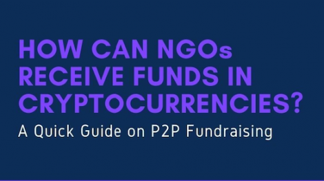How To Cryptocurrency for NGOs