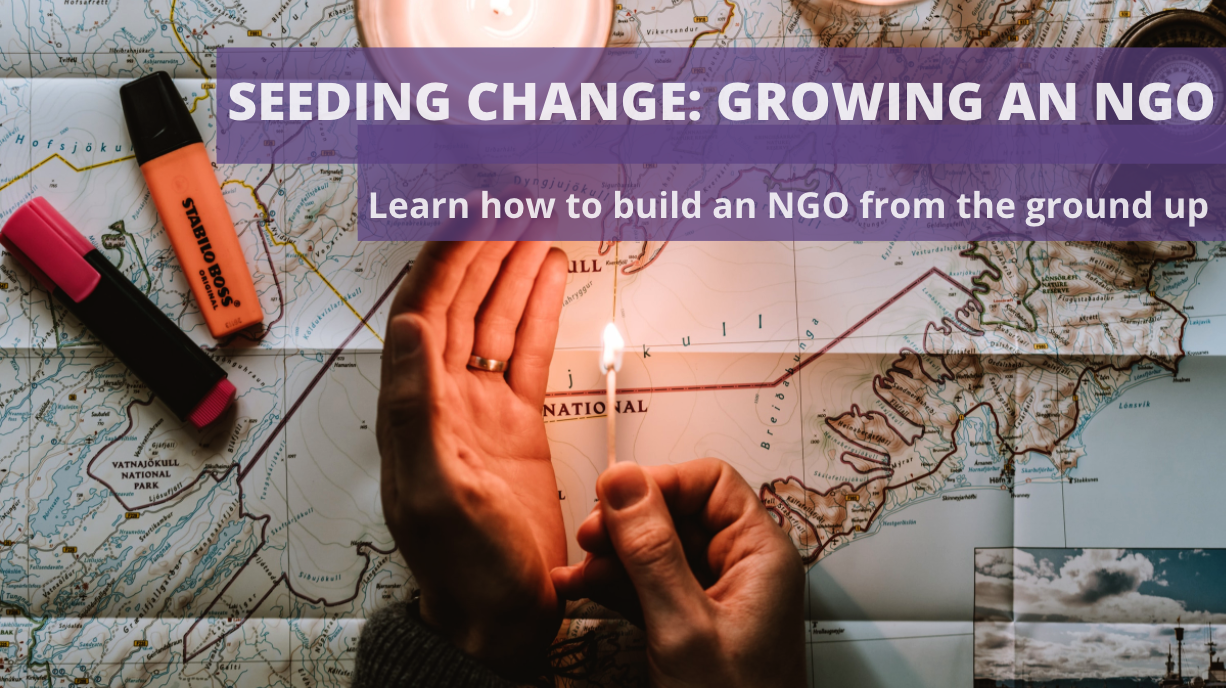 Cover for Seeds of Change Course Homepage